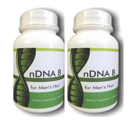 nDNA 8 for Men Set
