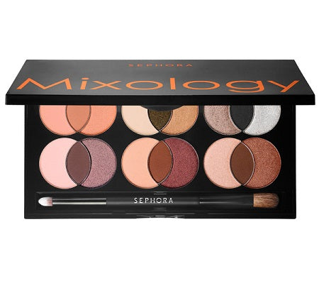 Sephora Collection Mixology Makeup Eye Palette