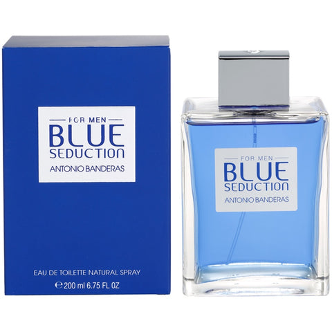 Antonio Banderas Blue Seduction for Men EDT - 200ml