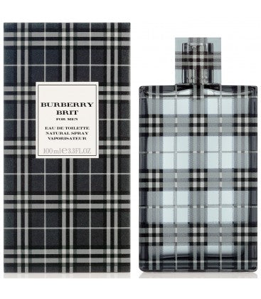 Burberry Brit for Men EDT - 100ml