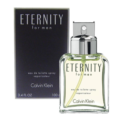Calvin Klein Eternity for Men EDT - 100ml