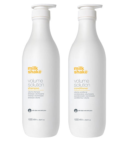 Milk_Shake Volume Solution Shampoo & Conditioner Set - 1L