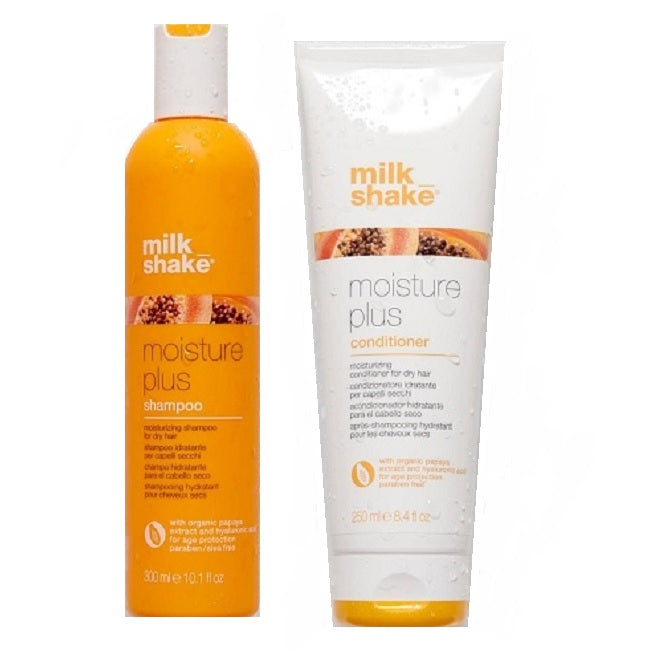 Milkshake Moisture Plus Shampoo & Conditioner Set