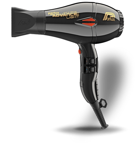 Parlux Advance Hairdryer - Black