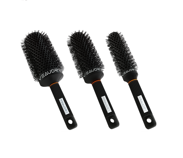 Veaudry Brush Set 3 piece