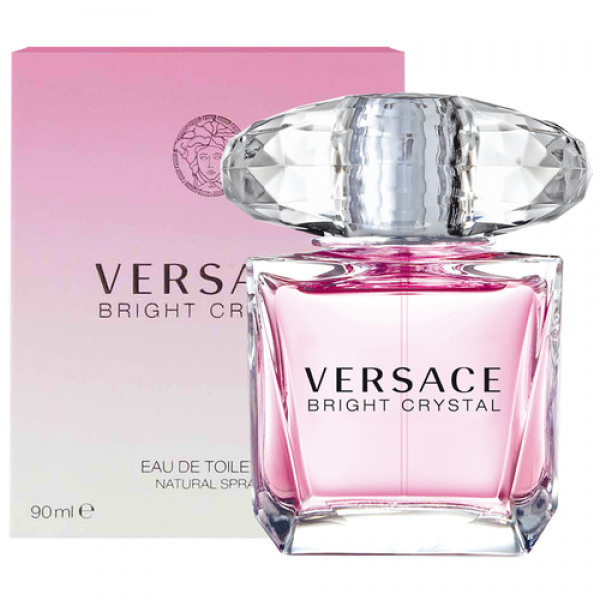 Versace Bright Crystal EDT 90ml-200ml