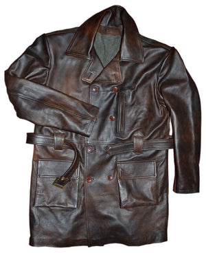 WW1 1917 U.S. Army Air Service Pilot Flying Barnstormer Coat