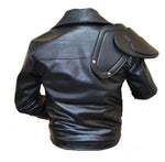 Mad Max 2 The Road Warrior Biker Leather Jacket