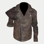Mad Max 4 Fury Road Tom Hardy Leather Biker Jacket