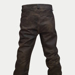Mad Max Fury Road Motorcycle Biker  Rugged Leather Jeans Pants