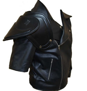 Mad Max 2 Road Warrior Leather Shoulder Pads