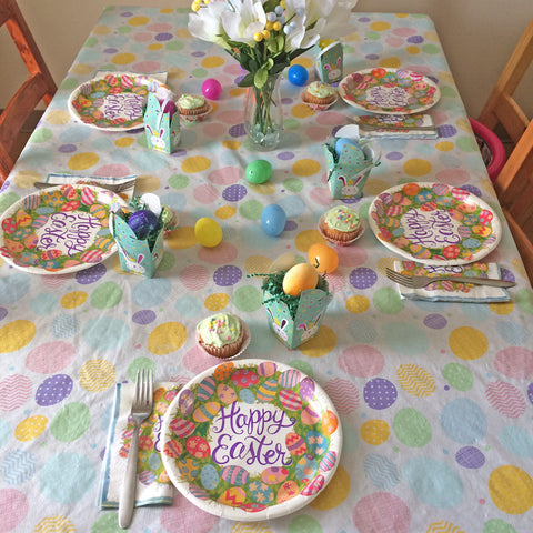 How to Plan a Kid Friendly Easter Party
