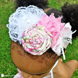 Flower Fairy Headband