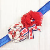 4th of July Baby Headband