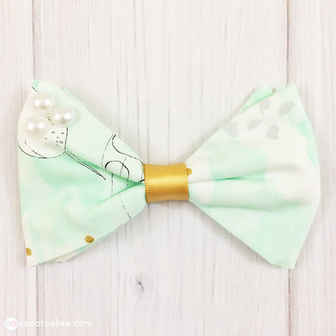 Mermaid Magic Hair Bow