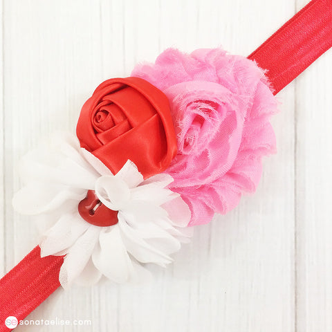 Valentine's Day Headband