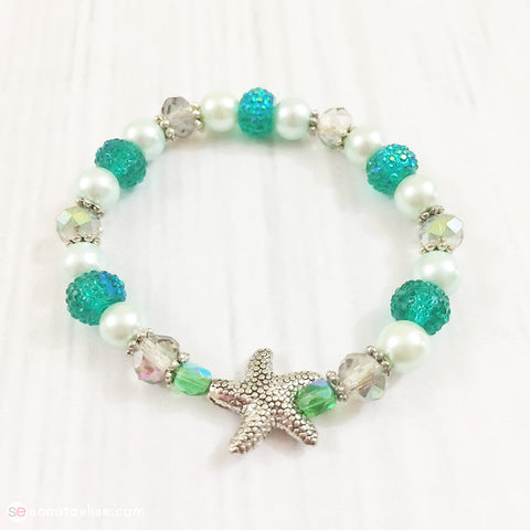 Toddler Mermaid Bracelet
