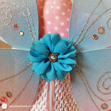 Pink & Blue Fairy Wings