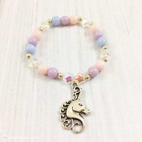 Unicorn Toddler Bracelet