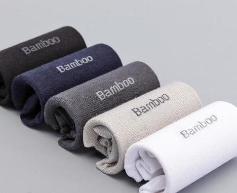 Mens Bamboo Business Socks  (10 Pairs / Lot) - Lux Lane