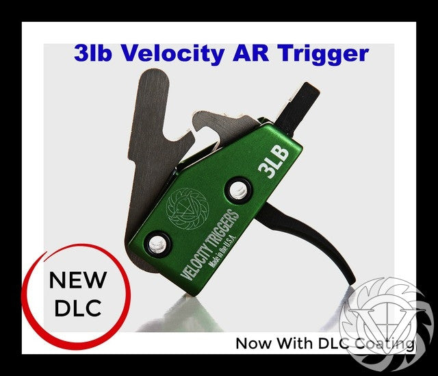 Velocity Trigger - 3lb Curved AR Drop in