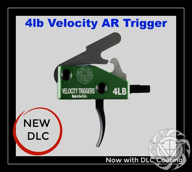 Velocity Trigger - 4lb Curved Drop in