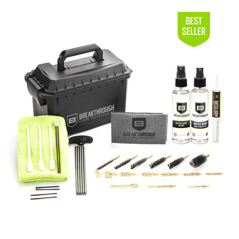 Breakthrough Clean Technologies - Ammo Can Cleaning Kit