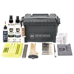 Breakthrough Clean Technologies - Ammo Can Cleaning Kit with HP Pro Oil