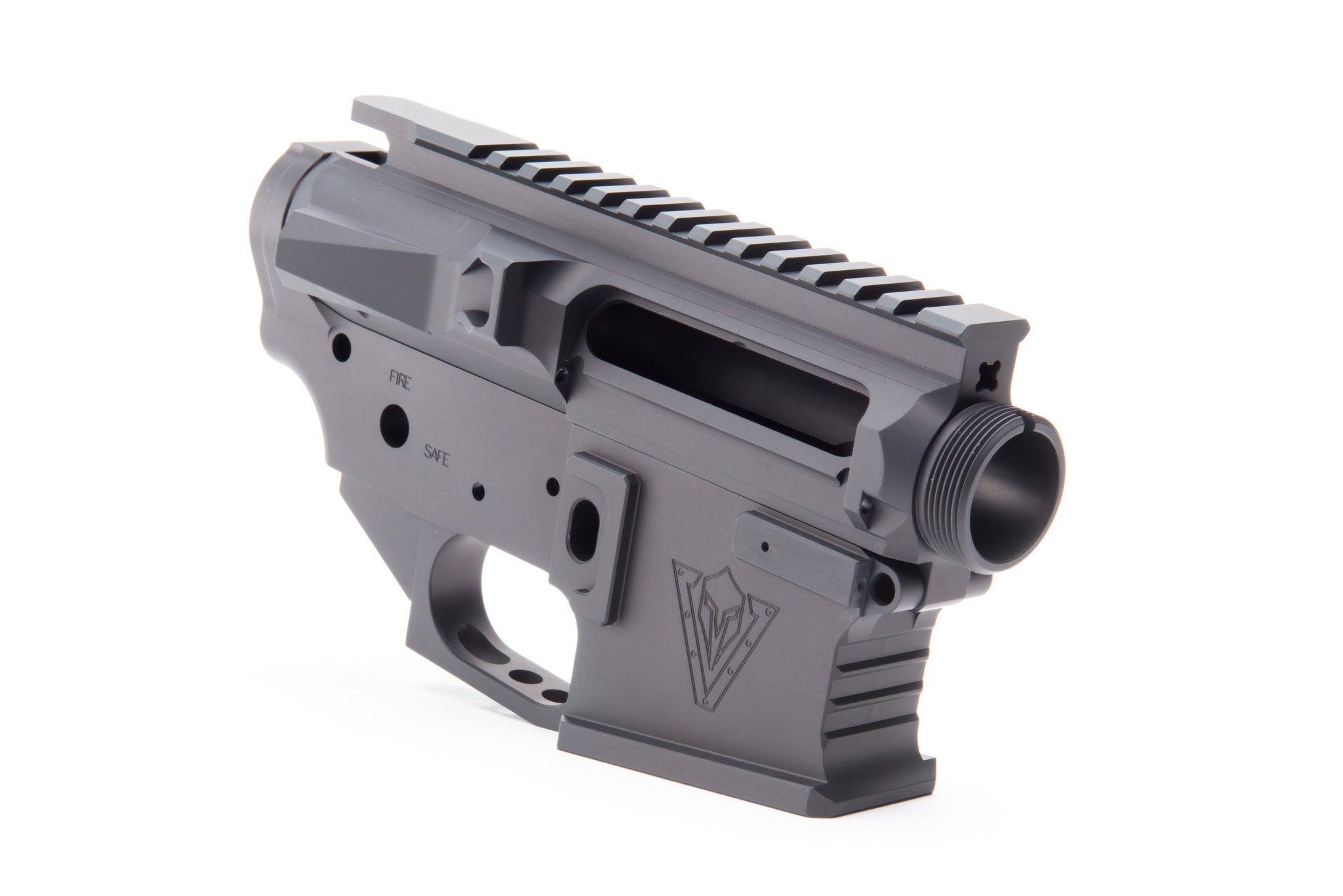 VT16 Stripped Billet Receiver Set