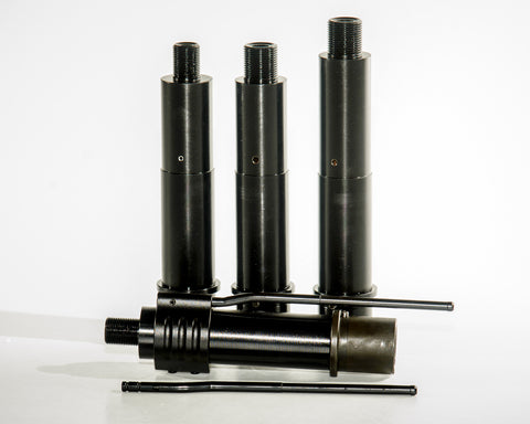 Micro AR Barrel Assembly - No Gas Block