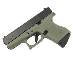 Glock 43 - Battlefield Green