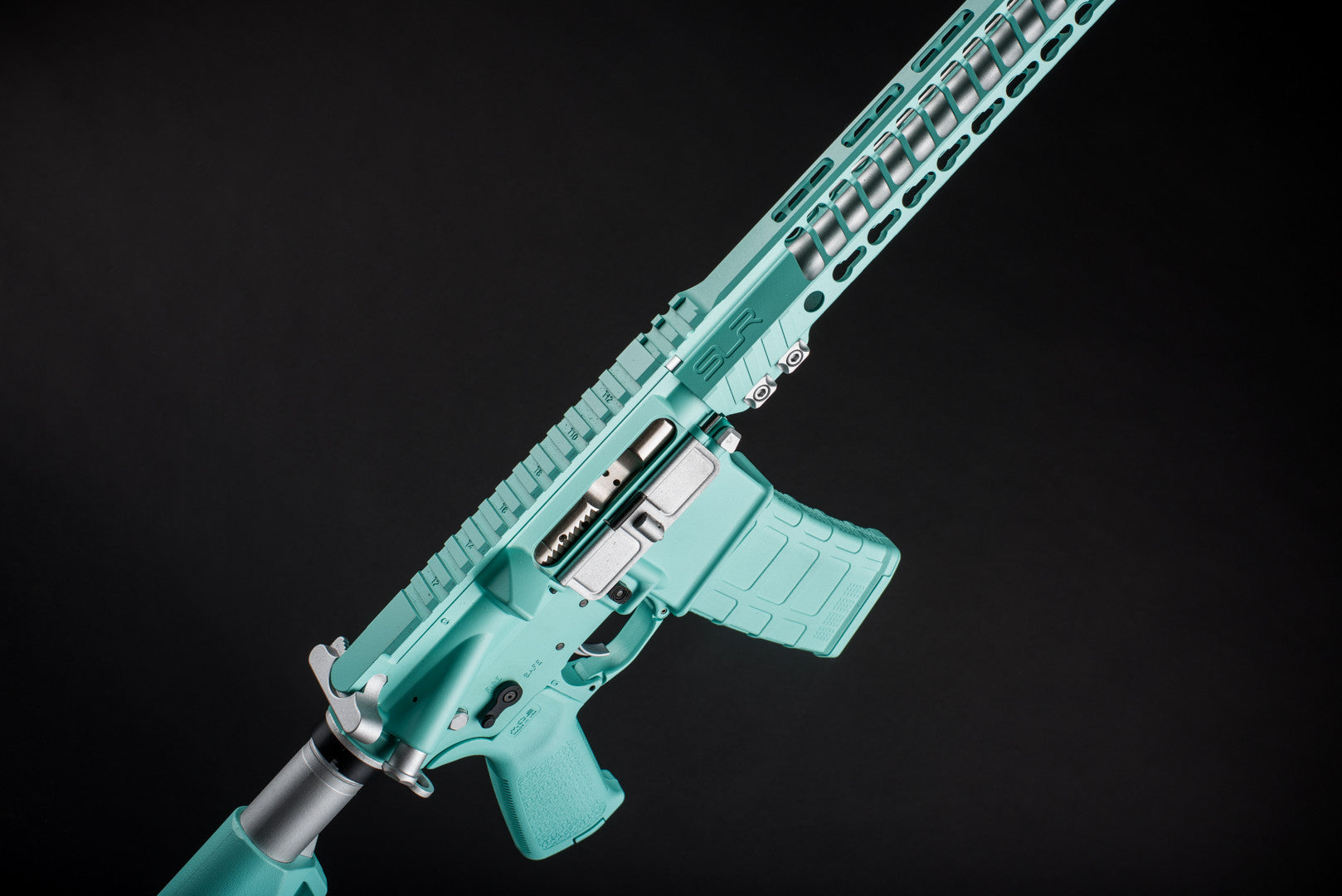 VT15 Mod 2 - Custom Tiffany Blue