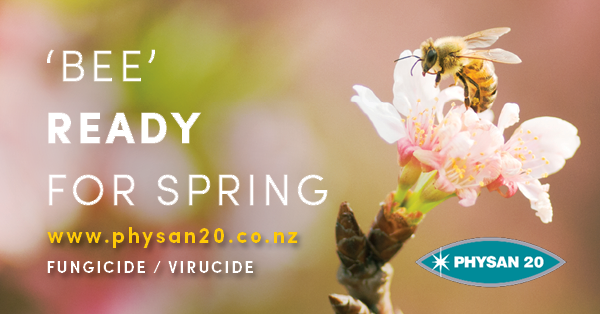 Physan 20 is Spring friendly!