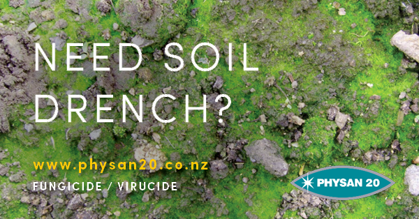 Need a good soil drenching this Spring?