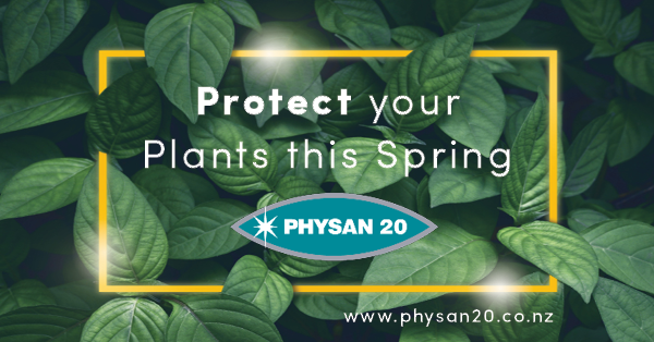 Protect your Plants this Spring!