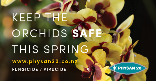 Keep your Orchids Safe this Spring!