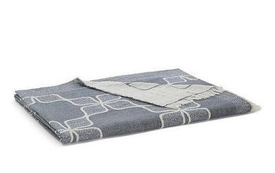 Frette Cardo Silk, Cashmere, Cotton Cupro, Flax Throw