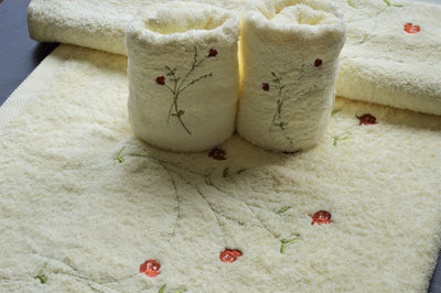 Roses Towel set (5 pieces)