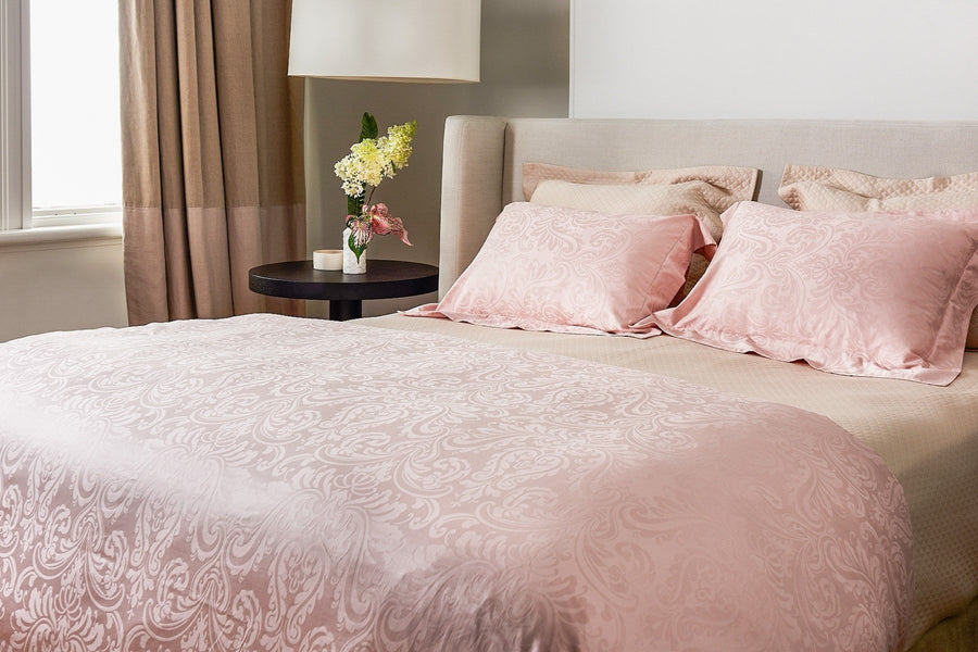 Bois de Rose Quilt Cover Set