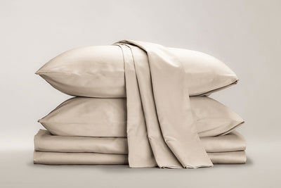 Champagne Fitted Sheet Set