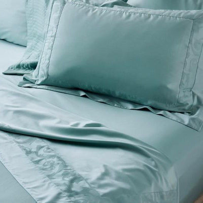 Mint Green Bed Sheet Set