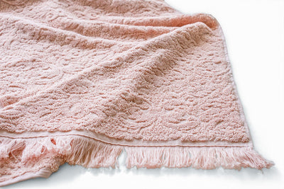 Egyptian Cotton Bath Towel  (100 x 50 cm Generously Sized)