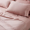 Rose Pink Egyptian Cotton Sheets