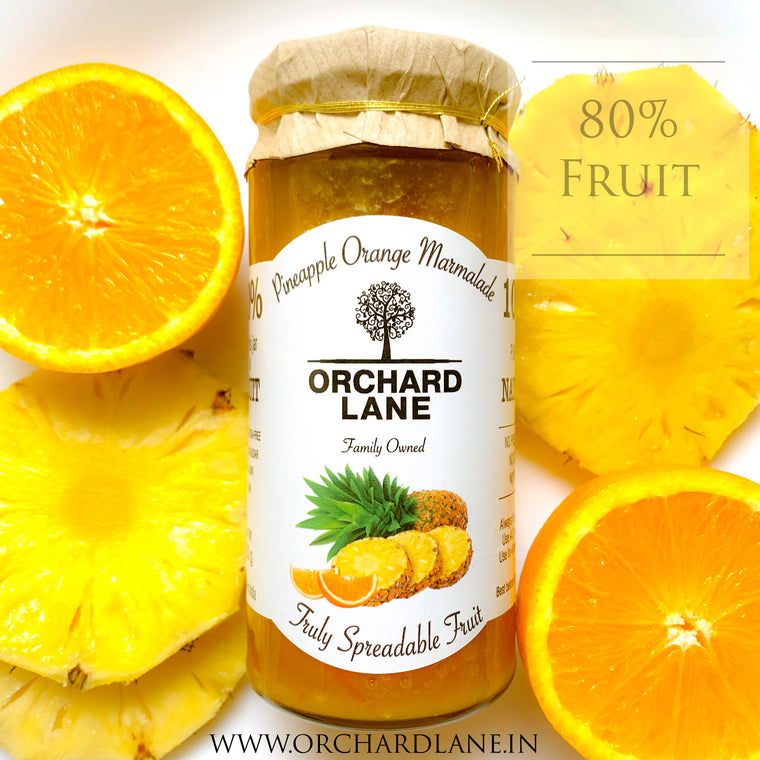 Pineapple & Orange Marmalade