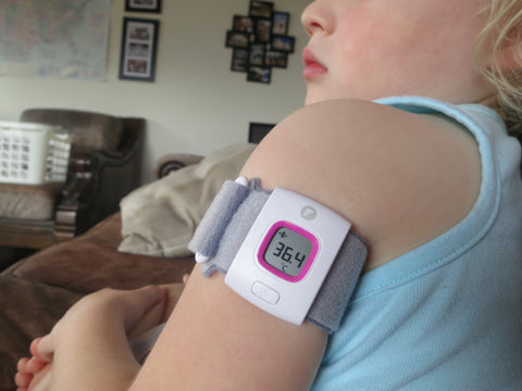 iFever Smart Thermometer for under 5's