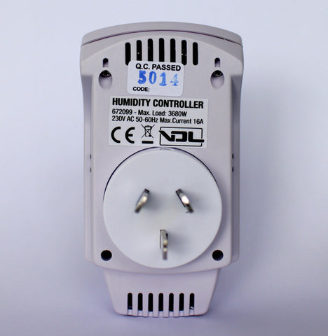 cleverplug - Digital Humidity Controller