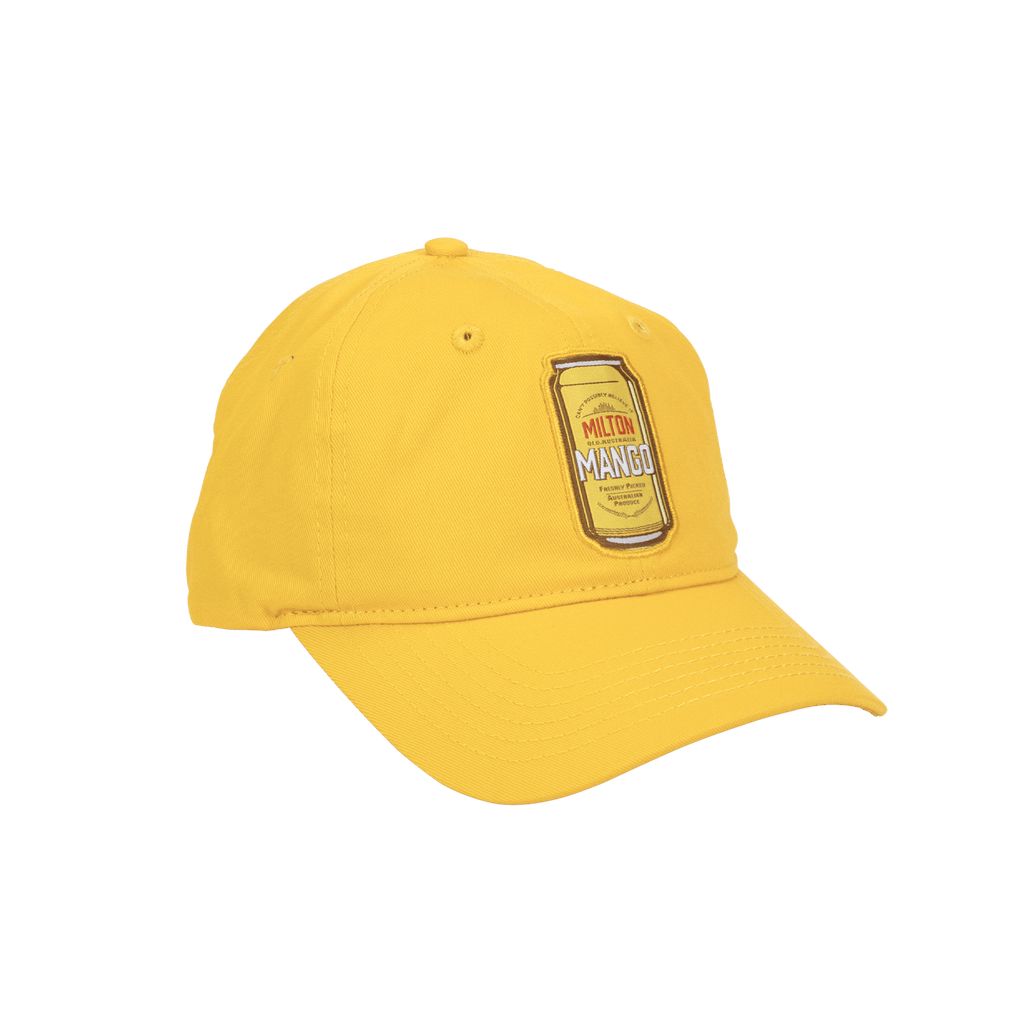 Mango Can Dad Hat - Yellow