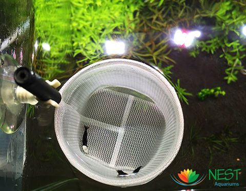 NEST 3D Hang On Shrimp Net - JagAquatics