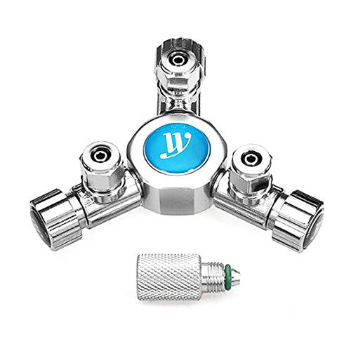 WYIN 3 Way CO2 Splitter - JagAquatics