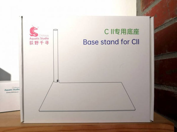 Chihiros - CII Base Stand - Black
